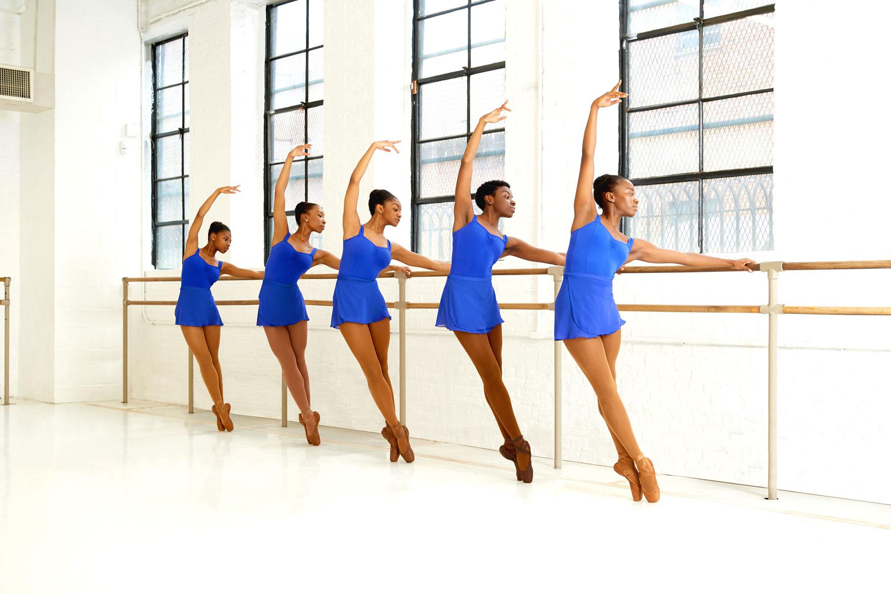 Dance Theatre of Harlem - Dance Theatre of Harlem School