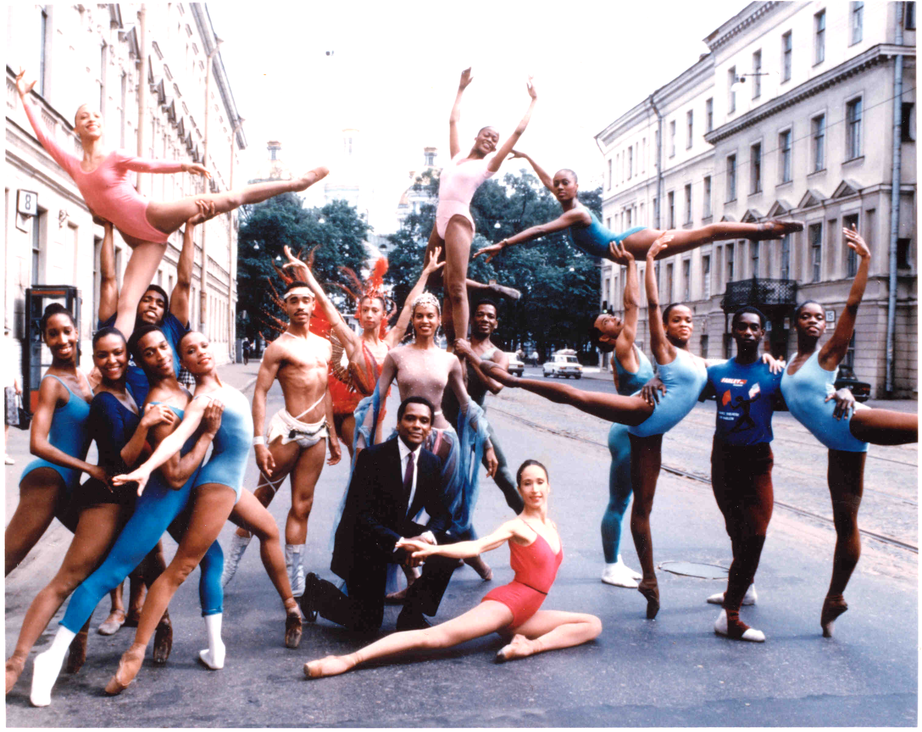 The Dance Theatre of Harlem Company