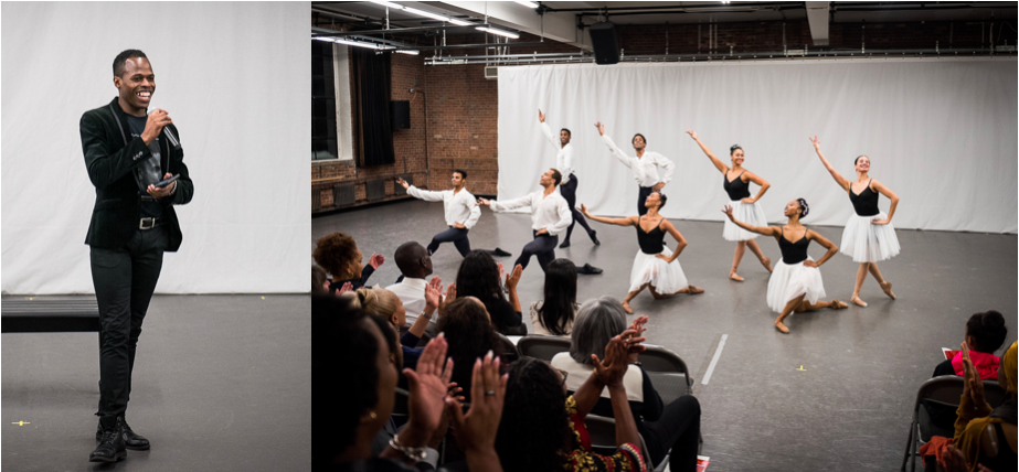 Dance Theatre of Harlem Beer, Bubbles and Ballet Event 2019